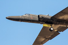 U-2_2 (SamOphoto2011) Tags: airplanes canon california airshow 14iiteleconverter lockheed 7dmarkii 2018 100400lmarkii u2 williamjfoxairfield lancaster