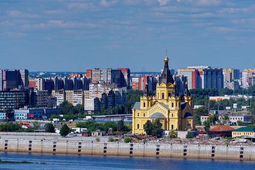 Nizhny Novgorod 8 ©  Alexxx Malev