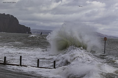 Waves (Nobby1968) Tags: storm waves sea ocean water massive seafront landscape waterscape sky clouds devon teignmouth