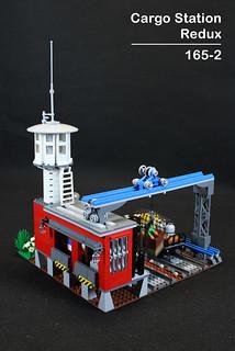Redux Cargo Station 165