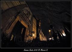 San Quirce en penumbra (Marcos V.) Tags: semanasanta valladolid 2018 marcosv nikon d3000