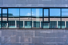 Transparent Character (devos.ch312) Tags: transparent building architecture modernarchitecture windows windowreflections lines shapes materials madfaculty schoolofarts luca genk cmine belgium restoredsite sony a7rii a7rm2 ilce7rm2 zeiss fe35mmf28 architectsbogdanvanbroeck christinedevos