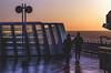 Warmth (stendol [L.B.W.L.]) Tags: warmth calore alba nave coppia luce morning light sea mare bordo orizzonte figure