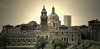 skiline Mantova (Peppino Cufari) Tags: mantova italy skyline panorami monument seppia cupola photo canon bellitalia lombardia eos