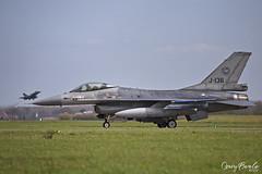 Fokker (GD) F-16AM Fighting Falcon J-316 - KLu 312 Sqn RNLAF Volkel (Gary Beale) Tags: fokker gd f16am fighting falcon j316 klu 312 sqn rnlaf volkel