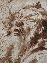 VAN DYCK Antoon - Têtes de Vieillard en buste, Etudes (drawing, dessin, disegno-Louvre INV22197) - Detail 7 (L'art au présent) Tags: art painter peintre details détail détails detalles drawings dessins dessins17e 17thcenturydrawings louvre museum paris france dessinshollandais dutchdrawings dutchpainters peintreshollandais antoonvandyck antoon antoine anton book figure figures personnes people man men homme croquis étude study studies sketch sketches pose model portrait portraits face faces visage old elder oldman bearded manbeardbarbe