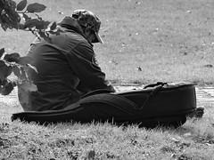 Le musicien triste - The sad musician (p.franche occupé - buzy) Tags: man men guitar guitare sad triste parc park pied panasonic lumix fz200 bruxellesbrussel brussels belgium belgique belgïe europe pfranche pascalfranche hdr dxo phototab flickrelite schaerbeek schaarbeek yourbestoftoday parcjosaphat josaphatpark skancheli monochrome noiretblanc blackandwhite zwartwit blanconegro schwarzweis μαύροκαιάσπρο inbiancoenero 白黒 黑白 чернобелоеизображение svartochvitt أبيضوأسود mustavalkoinen שוואַרץאוןווייַס bestofbw
