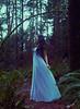 (Wendy Lu.) Tags: wendylu canon5d fantasy woods walking gown princess royalty night nightelf evening magical forest beautiful girl woman female portrait long hair flowy dress brunette dreamy hopeful ethereal wander wanderer