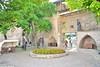 Neitsitorn (roli_photos) Tags: muralla plaza monges frailes arbol mediebal tallin nikon d600 arquitectura