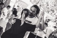 Salsa =) (Lara Carro) Tags: salsa dance latin performance baile blackandwhite blancoynegro