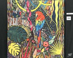 Sido - Porcheville DXOFP XT2 DSCF1214 (mich53 - thank you for your comments and 4M view) Tags: sido art artiste porcheville france collage oiseau tableau exposition evénement xt2 xf1655mmf28rlmwr