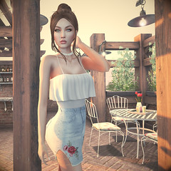 Outfit Of The Day 36 (MouseyMadrox) Tags: catwa boldbeauty truth maitreya foxes trompeloeil whatnext luxe collabor88 skinfair secondlife fashion shopping blog