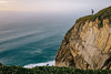 Look at the scene, not at your screen (Pierre Pichot) Tags: 6d pierrepichot cabodaroca canon landscape lisbon nature ocean outdoor portugal sea seascape sintra sunset travel vacation water seaside europe dusk alone lonely man photographer