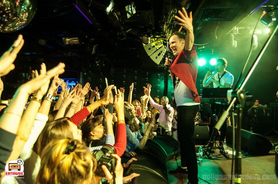 Концерт Brainstorm в 16 Тонн: как это было? Полина Медведева