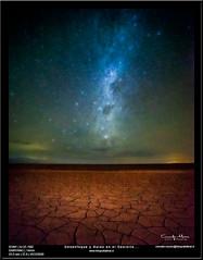 Desenfoque y Ruido en el Desierto... (ACmm) Tags: noche desenfoque ruido sony a7ii samyang 14mm desierto