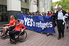 Palm Sunday Rally 2018 large-3250315.jpg (Leo in Canberra) Tags: australia canberra 25march2018 garemaplace palmsundayrallyforrefugees rac protest rally march