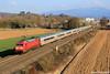Push-Pull allemand (Lion de Belfort) Tags: train chemin de fer db br 101 0222 022 teningen allemagne badewurtemberg ic inter city köndringen