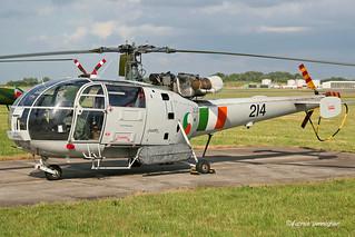 214 Aérospatiale SA 316B Alouette III Irish Air Corps