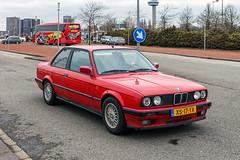 BMW 316I U9 (R. Engelsman) Tags: bmw 316i u9 sedan auto car vehicle oldtimer youngtimer klassieker classiccar automotive transport rotterdam 010 netherlands nederland nl rotterdamseklassiekers milieuzone mznee