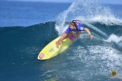 Competidora del Corona Extra Surf Pro (Toñito Alvarez Photography) Tags: rincon puertorico coronaextra surf corona surfer turismo tourism sea ocean lady circuit deporte sport