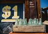 Pearsonville, Ca. (Duvalin Papi) Tags: pearsonville inyocounty california streetphotography sadtographer ghosttown nikond600 vscofilm vintage coke bottles