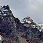 Some of the Ten Peaks Around Moraine Lake (Banff National Park) thumbnail