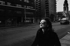 . (ferand) Tags: hp5 asa800 pushed ilford blackwhite toronto streetphotography pentax mx 24mm28
