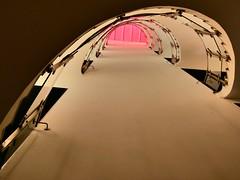 Tunnel (Berliner1963) Tags: magenta cz architektur architecture hotel nyxhotel praha prague prag tschechien