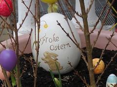 00774042 Happy Easter - Frohe Ostern 2018 (golli43) Tags: neighbours nachbarn himmel heaven wolken streets homesweethome sunrise sunset streetlive spaziergänge regen rain sun sonne katzen märz mond wetter frühling