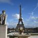 Paris : la Tour Eiffel