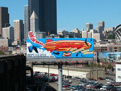 State Route 99 Billboard, 2004