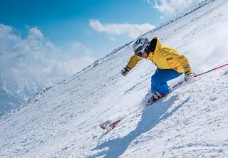 Spring skiing JDS Skiing Niseko