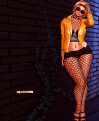 Baby girl. (lamodeparlafatale) Tags: cynful pixicat truth fameshed shoetopia saltpepper foxcity pose fair