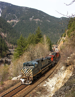 BCOL 4654 ~ Fraser River Canyon