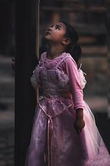 Little Princess (Enricodot) Tags: enricodot enrico nepal girl children child childhood play plainair pink street streetphotographer streetlife travel