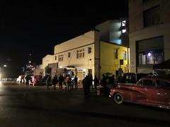 "IMG_6801 Film set for ""Blue Book"" East Vancouver (vancouverbyte) Tags: vancouver vancouverbc vancouvercity projectbluebook bluebook"