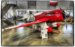GeeBee (NoJuan) Tags: geebee historicflightfoundation painefield airplane olympusartfilter olympuspenf microfourthirds micro43 714mmpanasonic panasoniclumixgvario714mmf40asph