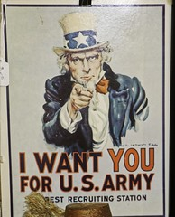 Uncle Sam (chauvin.bill) Tags: hss signsunday recruitingposter vintage