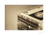 Back In The Day (Meu :-)) Tags: storagemedium magnetictape microcassette sepia nostalgia macromondays backintheday soft macro