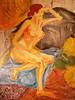 La Natura Viva #06 - Artist: Leon 47 ( Leon XLVII ) (leon 47) Tags: abstract figure painting metaphysical enigma metafisica metaphysics triangulism art triangolismo surrealism surrealismo arte astratta minimalism minimalismo individualismo individualism individuality umanismo humanism leon 47 xlvii