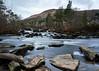 Falls of Dochart (travellingred) Tags: lochlomond scotland trossachs landscape loch longexposure water waterfall killin unitedkingdom gb