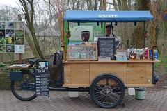 WorkCycles Coffee on the Roll Bakfiets 1 (@WorkCycles) Tags: amsterdam bakfiets bicycle bike box cargobike classic coffee dutch espresso fiets klassieke lonneke workcycles