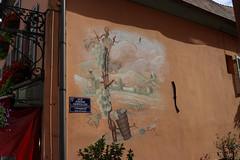 Vacances_0405 (Joanbrebo) Tags: kaysersbergvignoble grandest francia fr alsace hautrhin canoneos80d eosd efs1855mmf3556isstm autofocus murales murals streetart pintadas grafitis