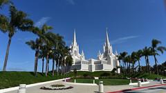 San Diego California Temple (D70) Tags: san diego california temple 47th constructed 45th operating church jesus christ latterday saints nikon d750 20mm f28 ƒ100 200mm 1400 100