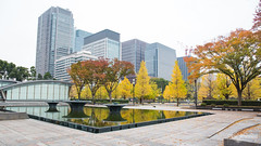 Wadakura Fountain Park (DanaMichelle309) Tags: chiyoda imperialpalace japan tokyo travel wadakurafountainpark chiyodaku tōkyōto jp marunouchi