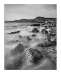 5x4 Acros 100 - Pier Bottom, Dorset (Sean D H Lewis) Tags: 5x4 4x5 acros100 film largeformat ebony dorset jurrasiccoast purbeck hounstout coast