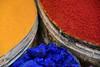 Primaries (rrfaris1957) Tags: turmeric paprika indigo marrakech market overtheexcellence