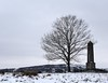 20180318-145353 (aderixon) Tags: architecturememorial naturelandscapehill natureplanttree natureweathersnow pontypridd midglamorgan walesuk nature snow weather