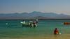Playa Varadero, Isla Ixtapa (kensparksphoto) Tags: beach isla ixtapa tropical mexico coral water sand mountains
