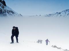 2018.03 - Tatra mountains, Poland (rambles_pl) Tags: mountain mountains winter tatry tatramountains tatra hiking trekking olympus omd em10 em10ii olympuspolska snow ice abovetheclouds